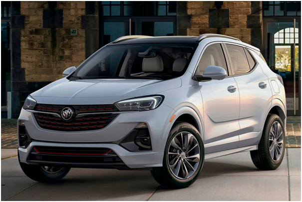 2020 Encore: The Pint Sized Crossover SUV from Buick