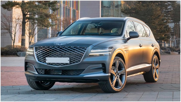 2020 GV80: The New Utility Luxury Car from Genesis