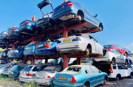 Send Your Scrap Cars to Car Wreckers